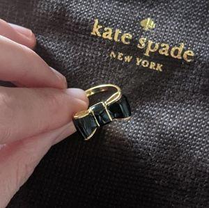 NWOT Kate Spade Bow Ring